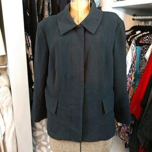Isaac Mizrahi for Target Button Down Jacket/Coat